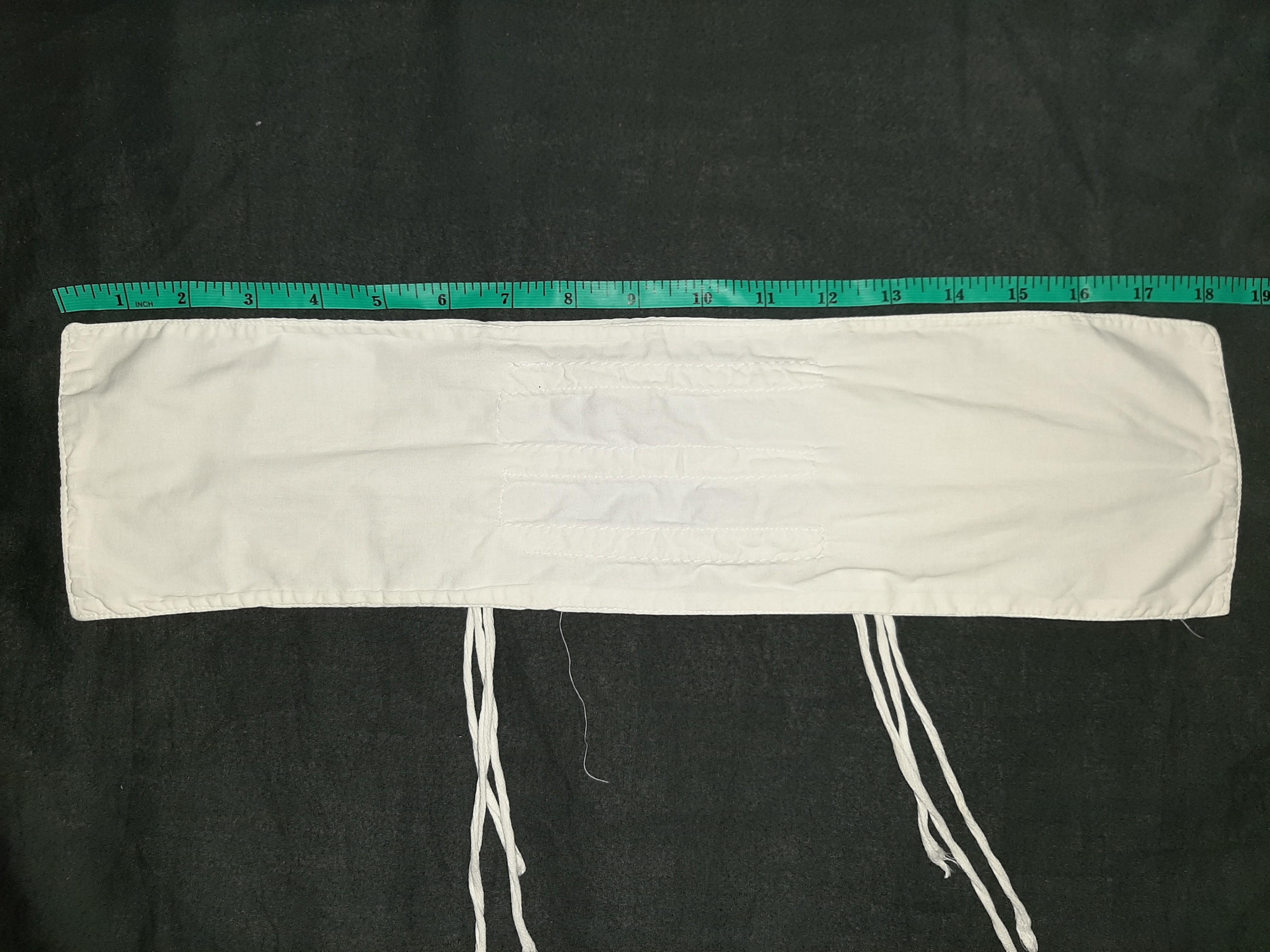 Baby tradisional barut/belly binder