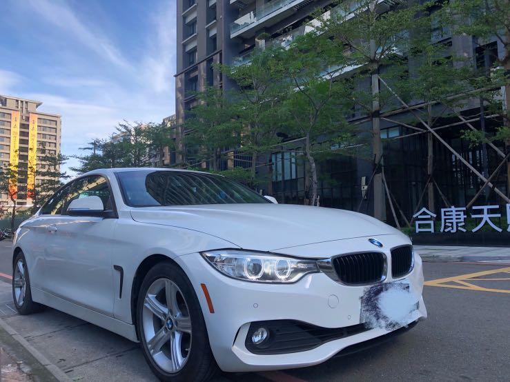 BMW428i 2016年式  12x萬