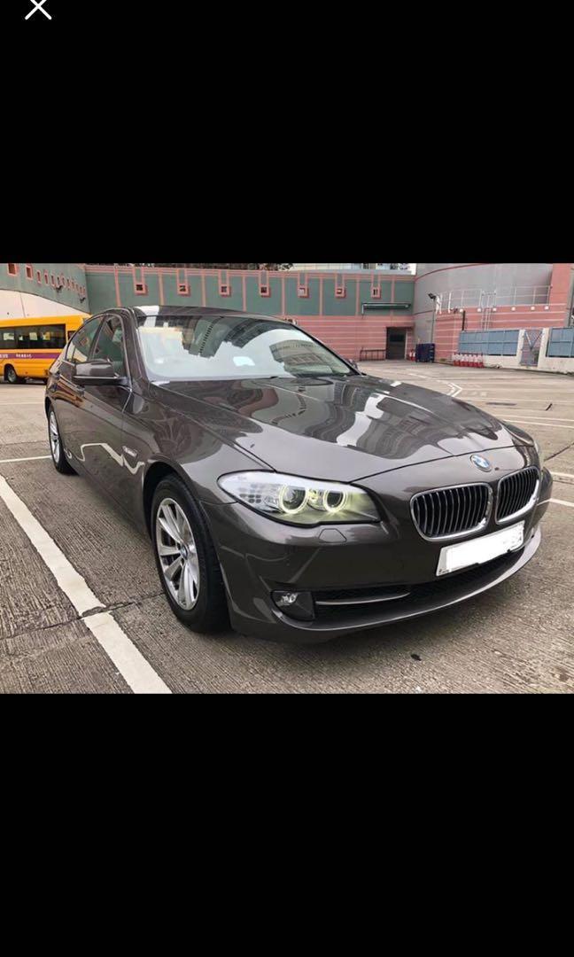 BMW 520I (1997cc) 2012-2013