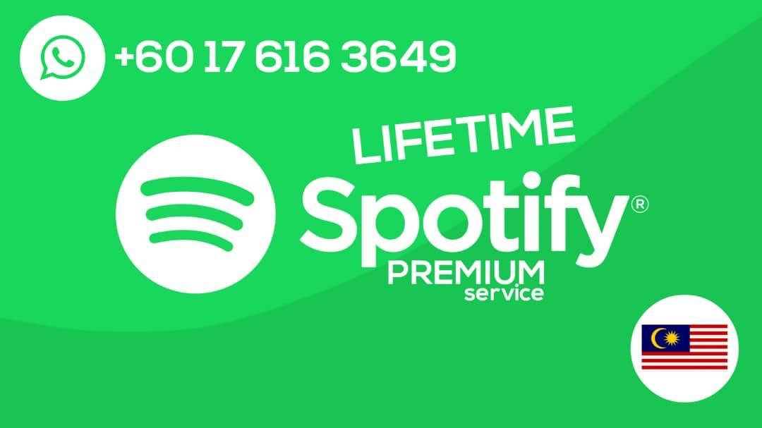 **CHEAP** Lifetime Spotify Upgrade