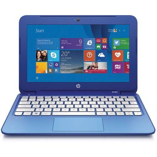 Cobalt Blue HP laptop