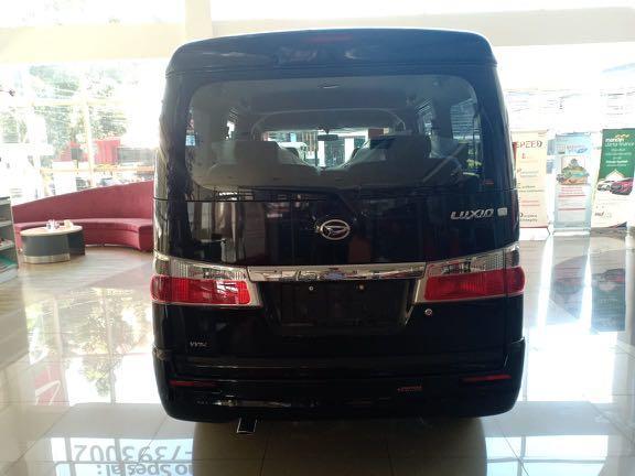 DP MURAH Daihatsu Luxio mulai 16 jutaan. Daihatsu Pamulang