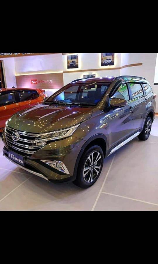 DP MURAH Daihatsu Terios mulai 28 jutaan. Daihatsu Pamulang
