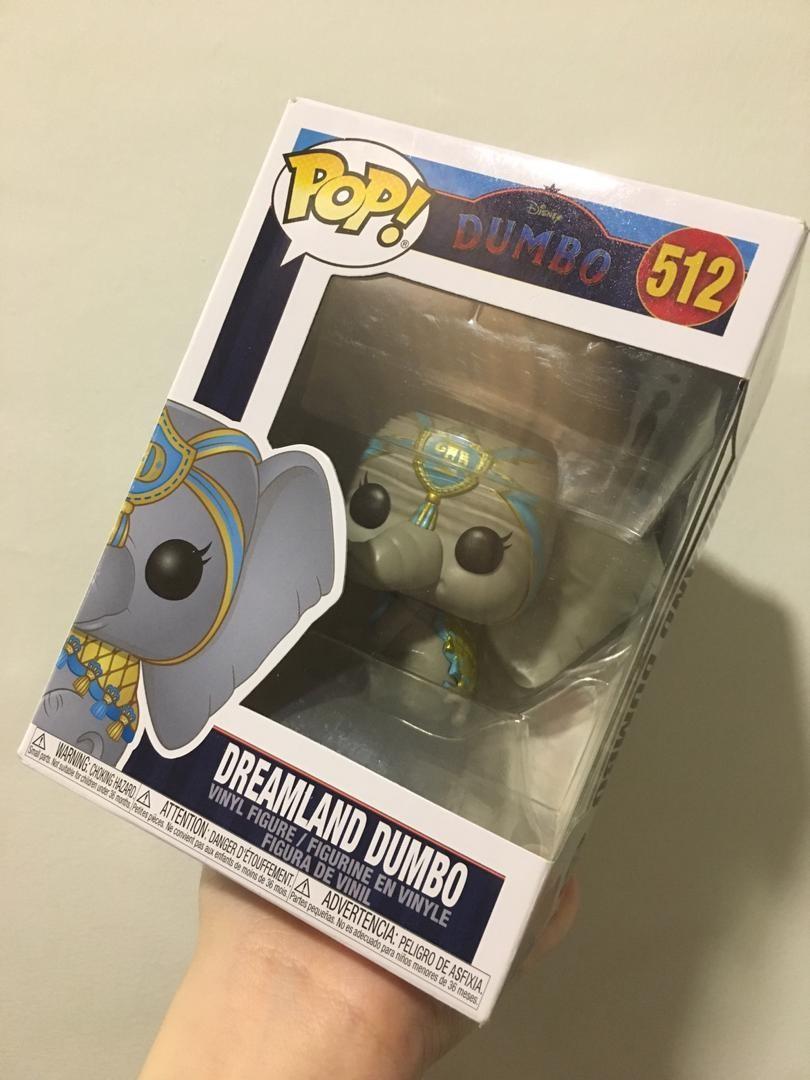 Dreamland Dumbo Funkk Pop