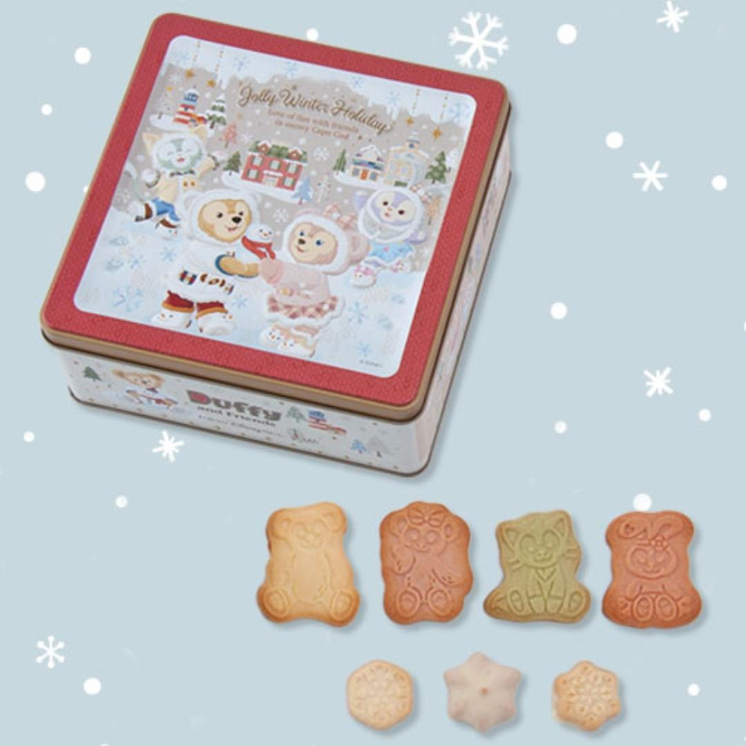 【Duffy Jolly Winter Holiday】 盒裝曲奇  [11月6日發売]