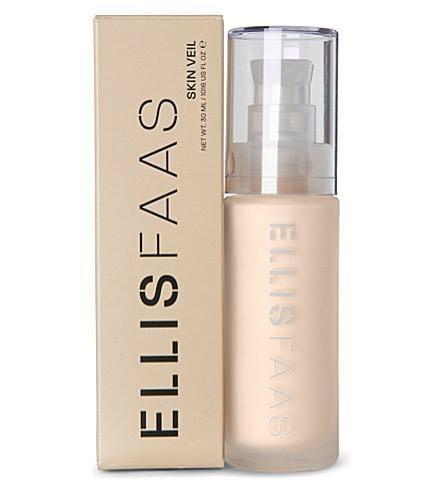 Ellis Faas Skin Veil bottle foundation (colour S102) almost new RRP$113