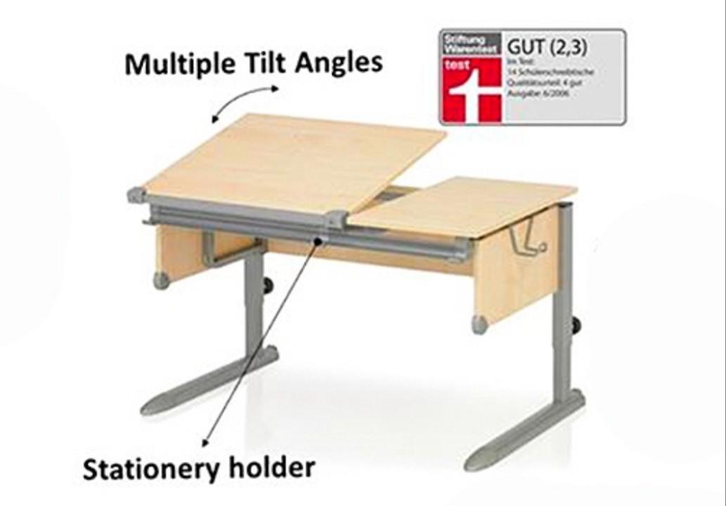 11.11 special offer- Ergonomic, height adjustable study desk