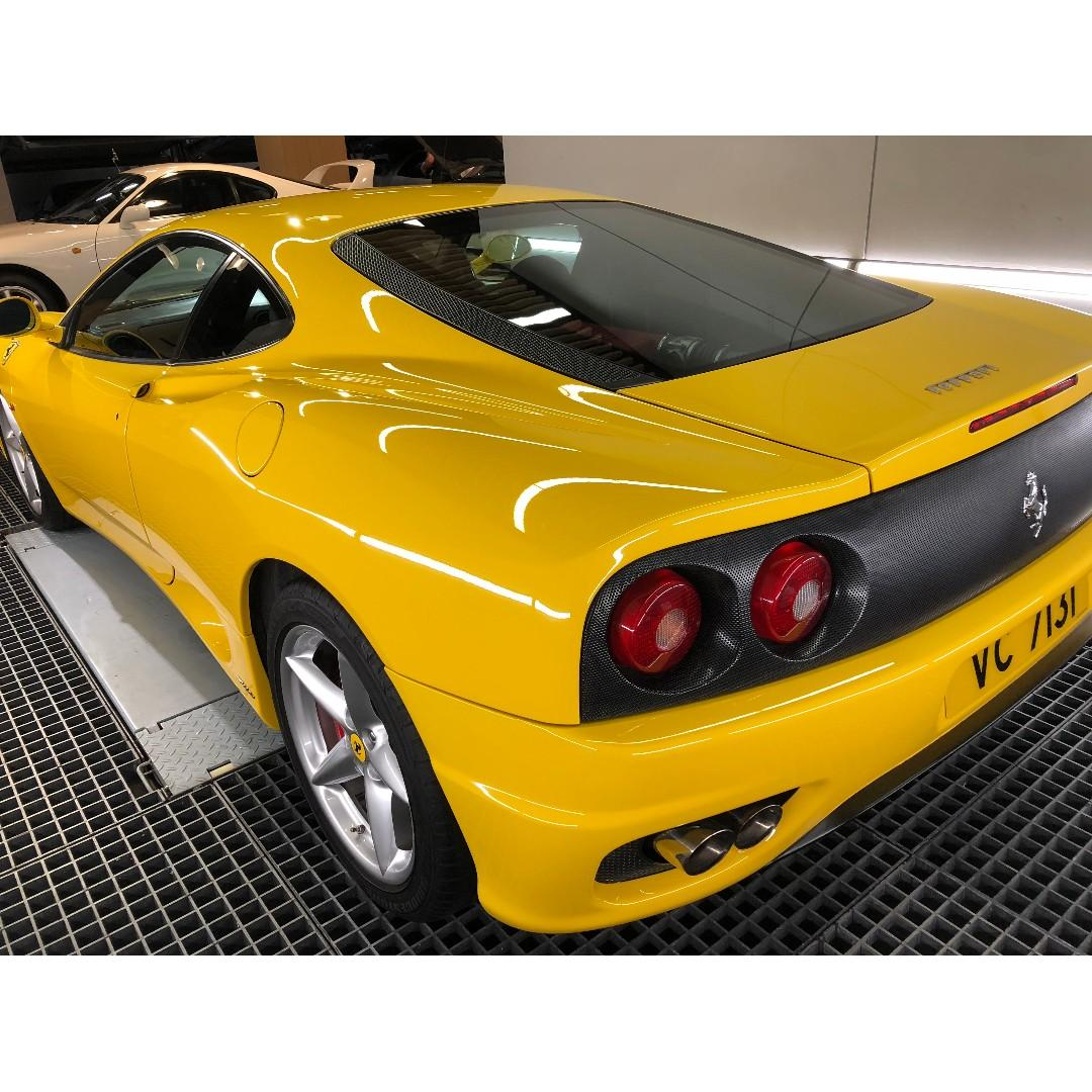 FERRARI F360 MODENA 2001 [REDUCED]
