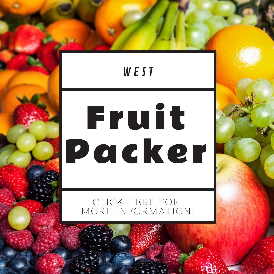 Fruit Packer - Boon Lay (Fast Hire)