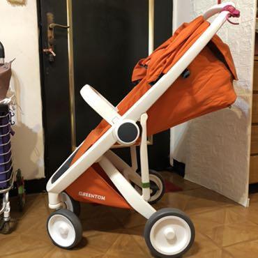 Greentom 經典款嬰兒推車