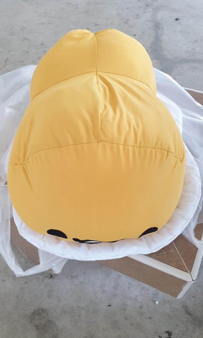 Gudetama Soft Toy