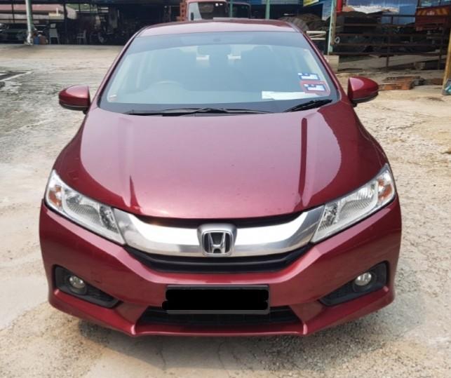 Honda City 1.5 Auto Full Spec 2016 Sambung Bayar