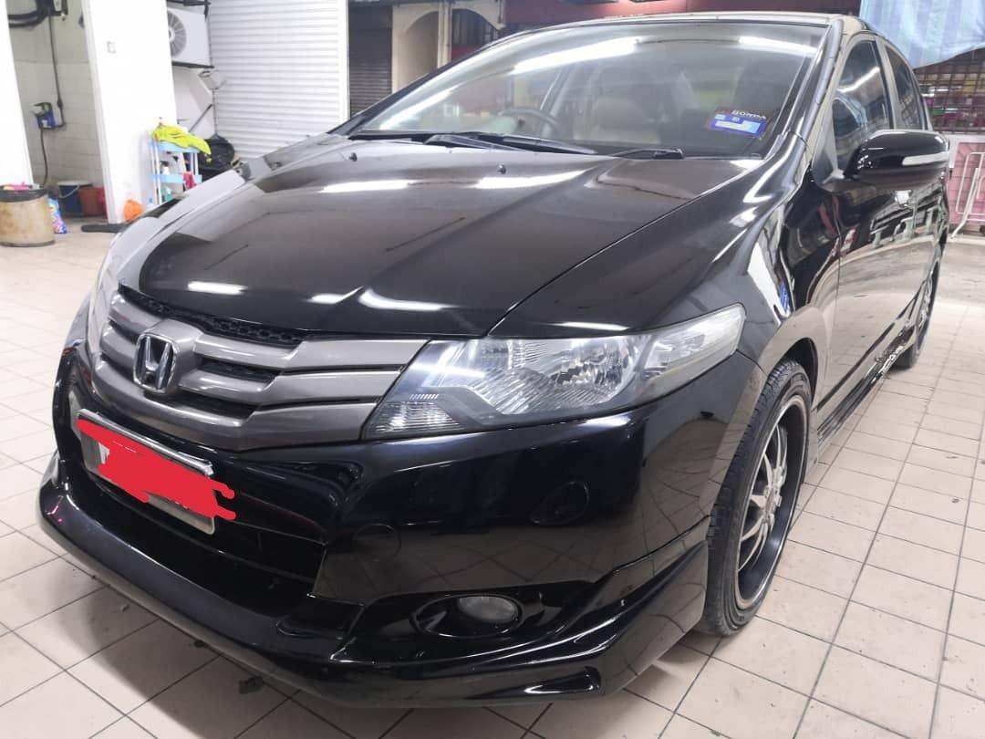 Honda city 2009 full spec