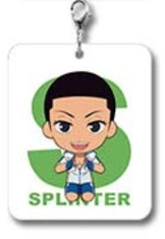Ichiban Kuji Yowamushi Pedal ~ Grande Road ~ Second Order ~ Kyun-Chara Illustrations ~ Charm