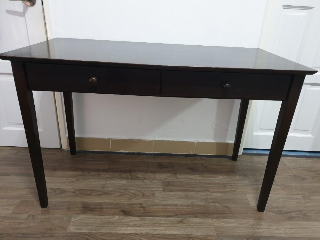 Ikea Wooden Study Table