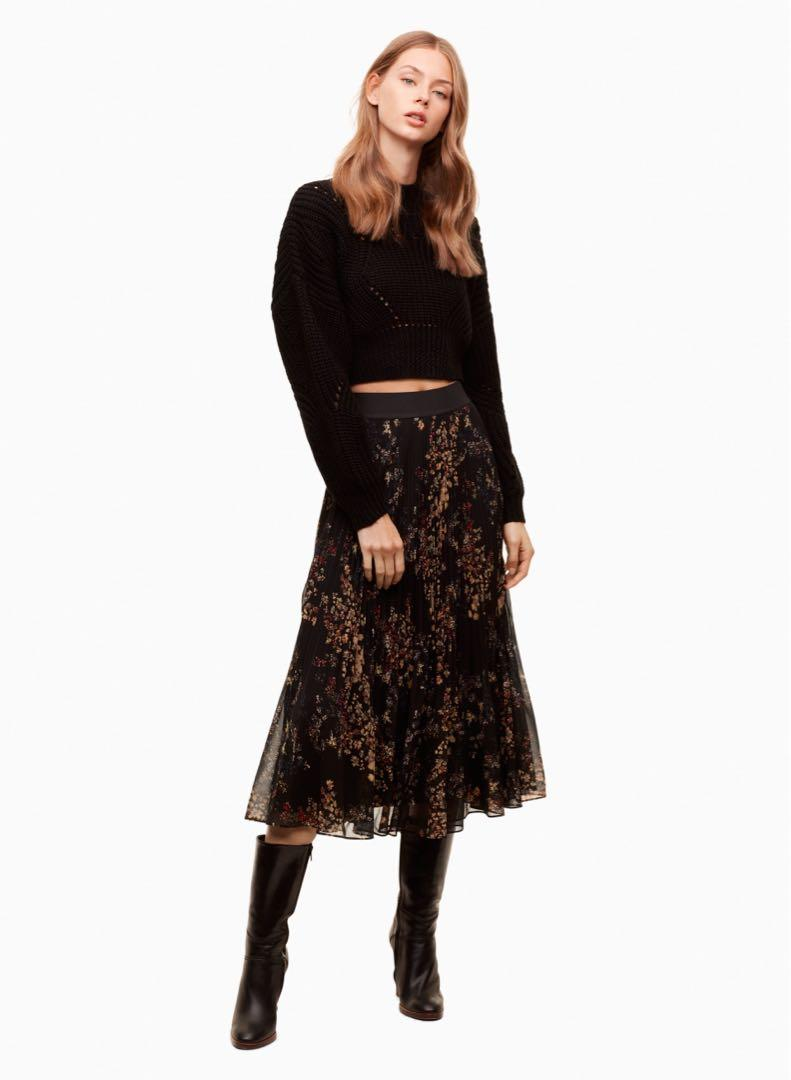 LOOKING FOR: Wilfred Terre/Twirl Skirt XS/S