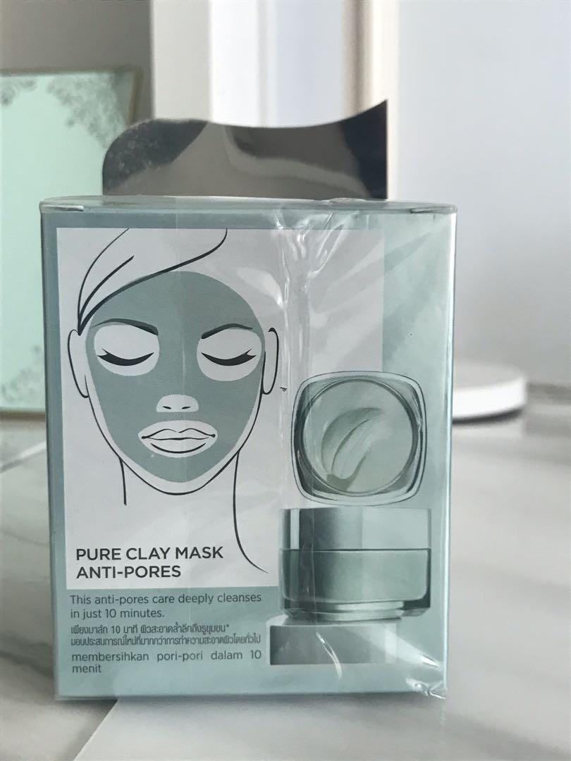 L'Oréal cray mask