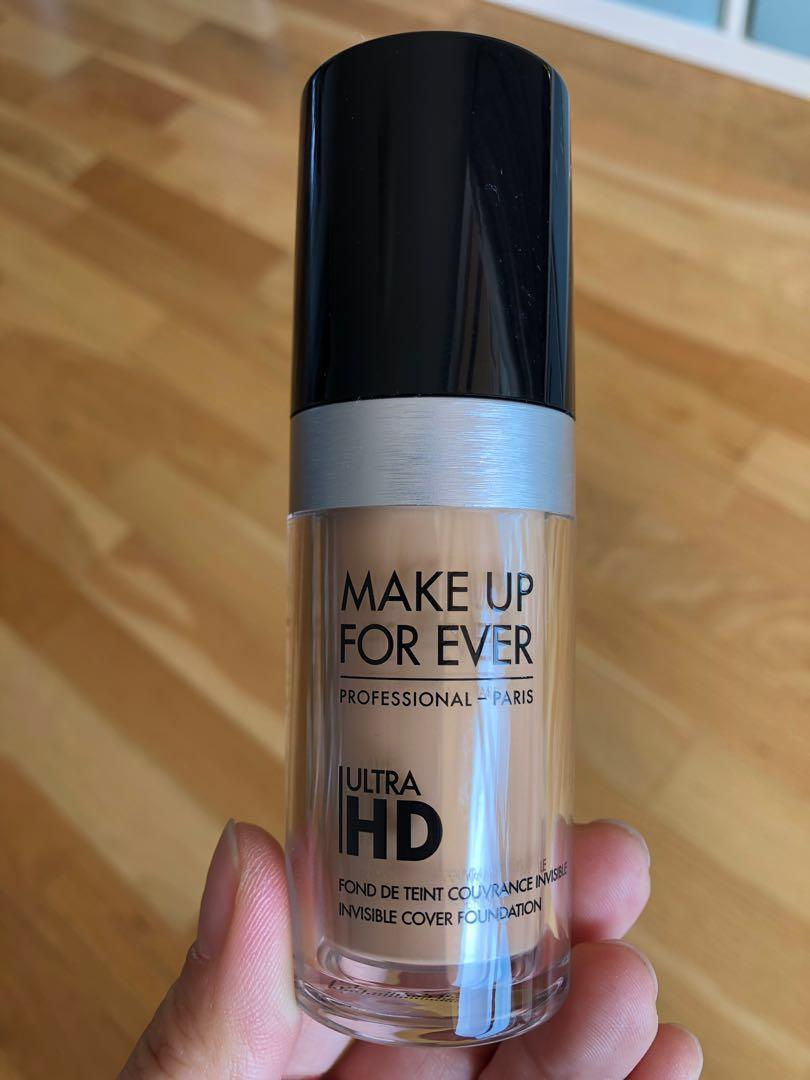 Make Up Forever Ultra HD Foundation (colour Y335) BRAND NEW