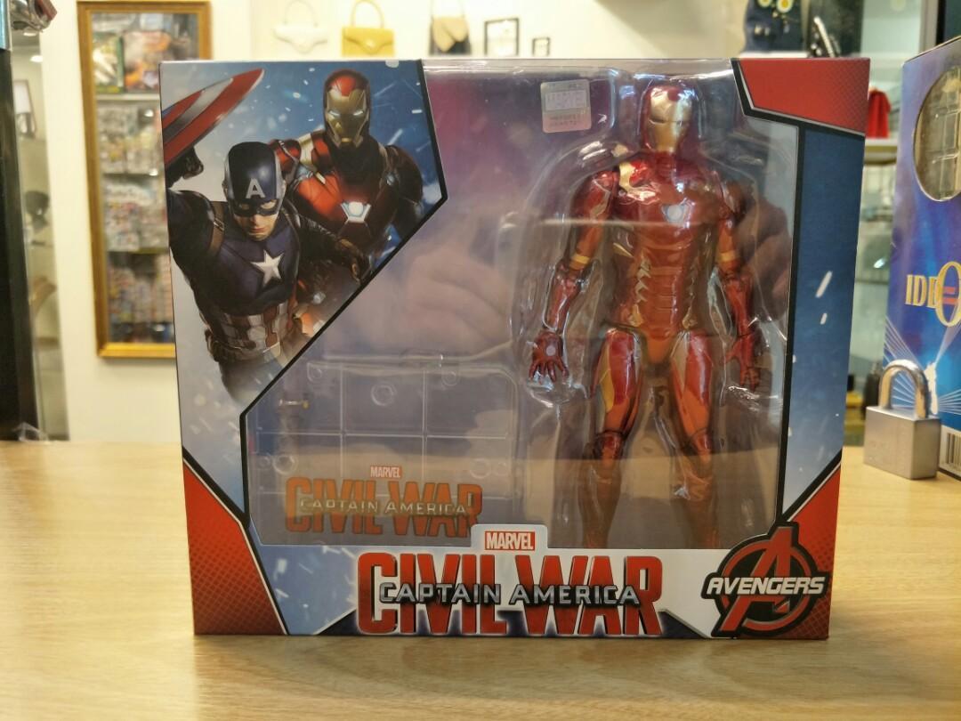 Marvel Avengers Civic War Ironman