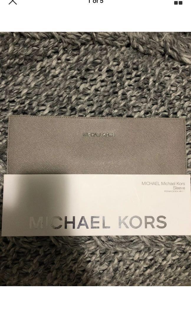 Michael kors laptop sleeve Mac