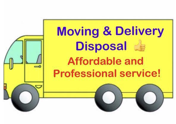 Movers / Delivery and Disposal service 👍