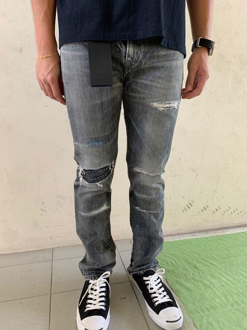 Nbhd claw mod savage Dp Mid Size S jeans