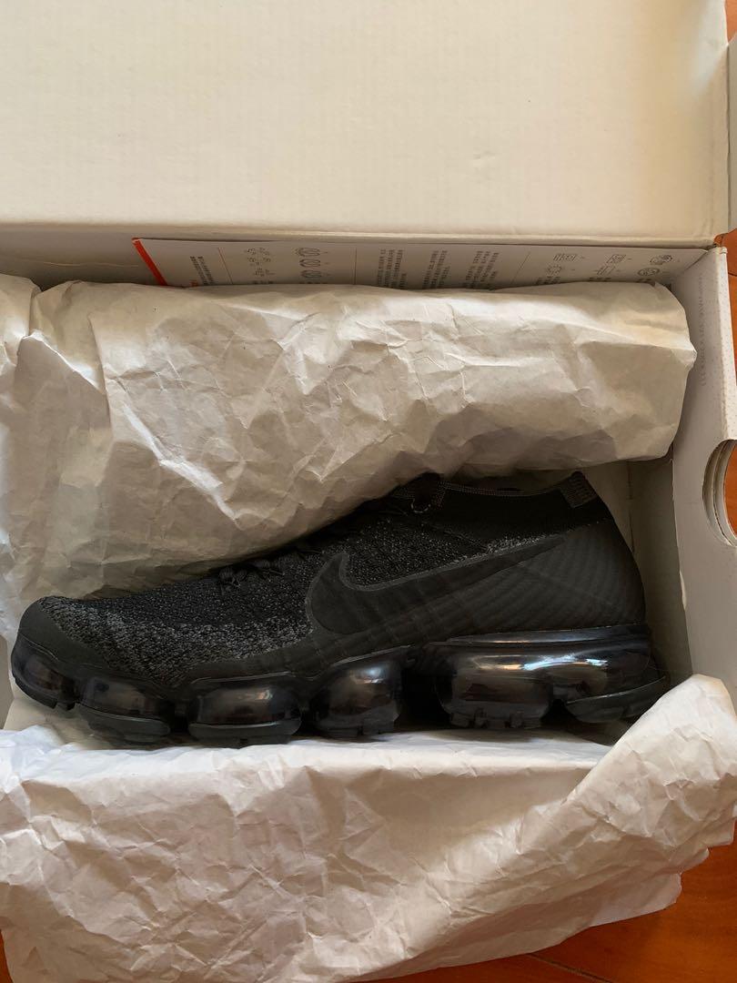 Nike vapormax初代黑