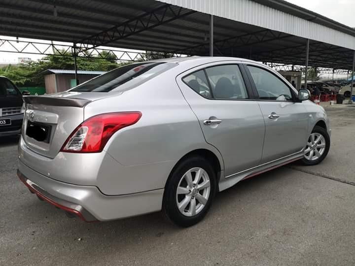 Nissan Almera 1.5v (A)  2014