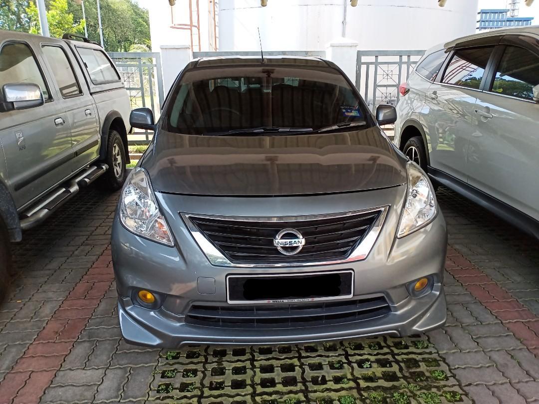 Nissan Almera V Impul Full spec with Reverse Camera & New Tyres