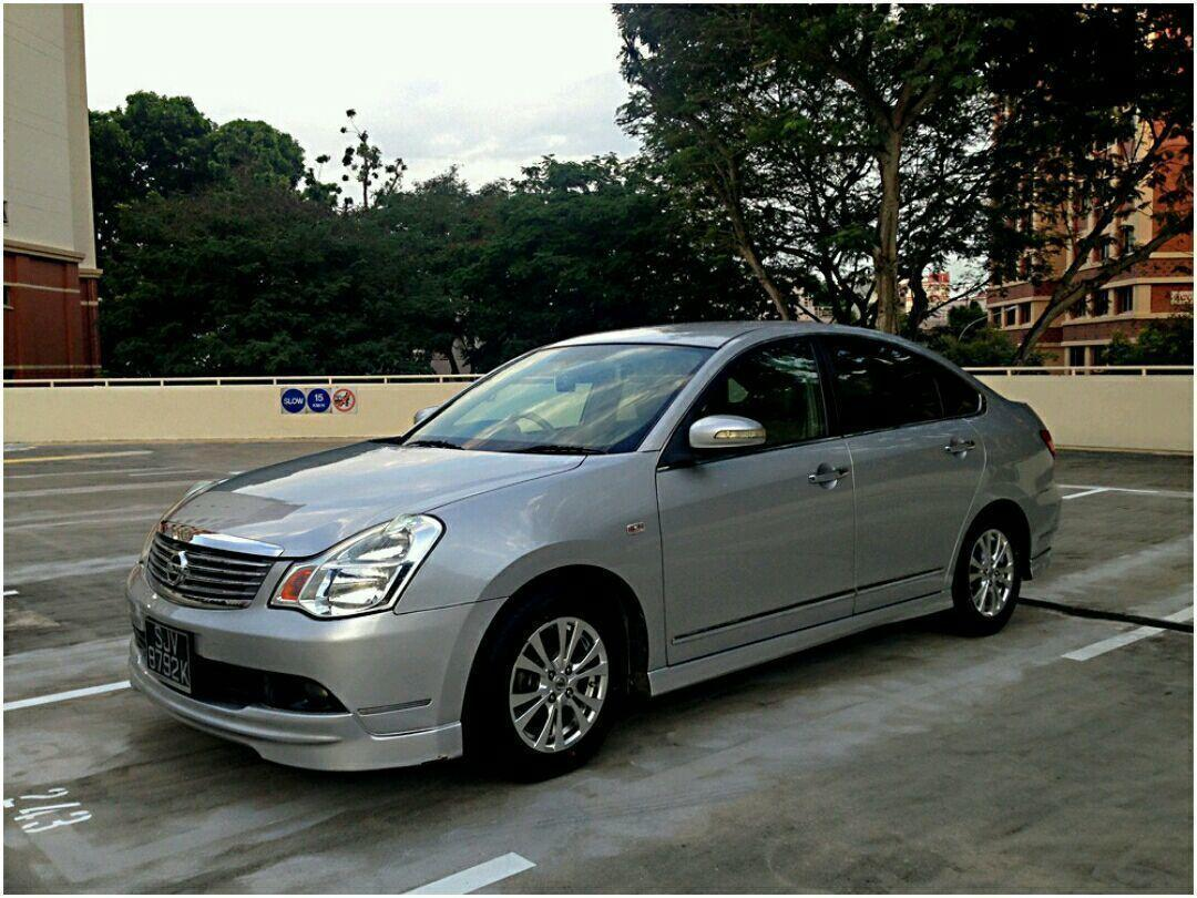(P-plate welcome!) Nissan Sylphy 2019 Deepavali package