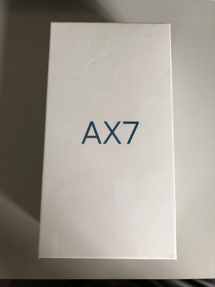 OPPO AX7 Gold 64GB