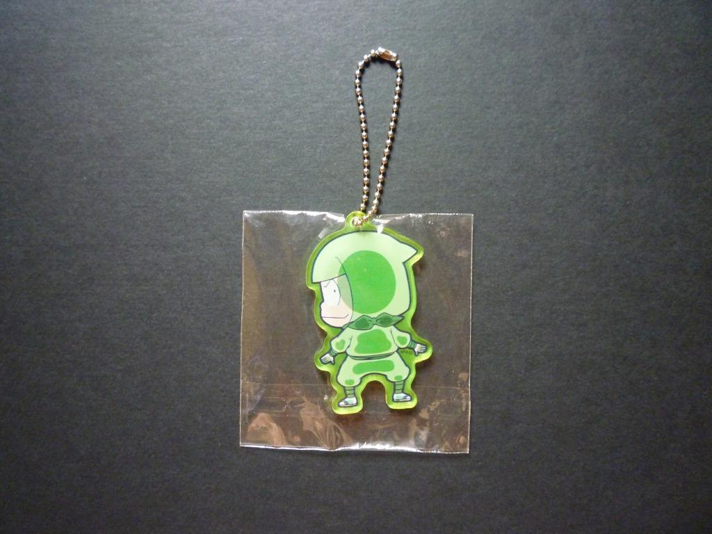 Pita! Deforme Osomatsu-san Variety Pack Acrylic Keychain