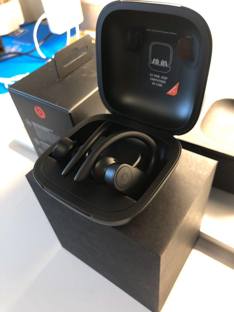 Power Beats Pro Truly Wireless (Black)