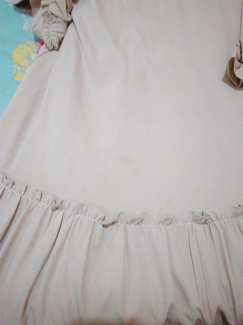 Preloved dress/gamis rempel