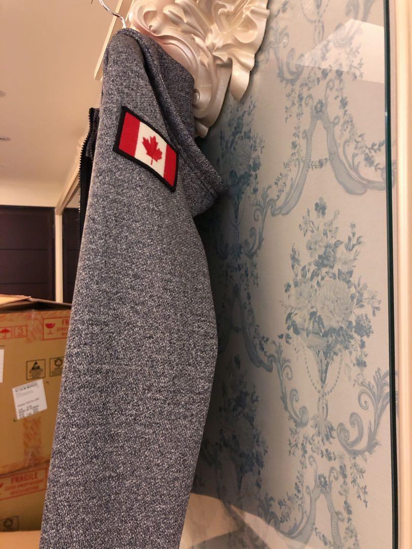 Roots 外套防水材質,購於加拿大🇨🇦限定版