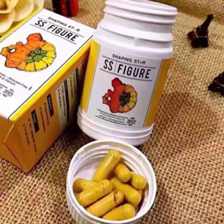 #ssize #slim #slimming #naturalingredient #slimdown #nosideeffect #keepfit #ginger #powder