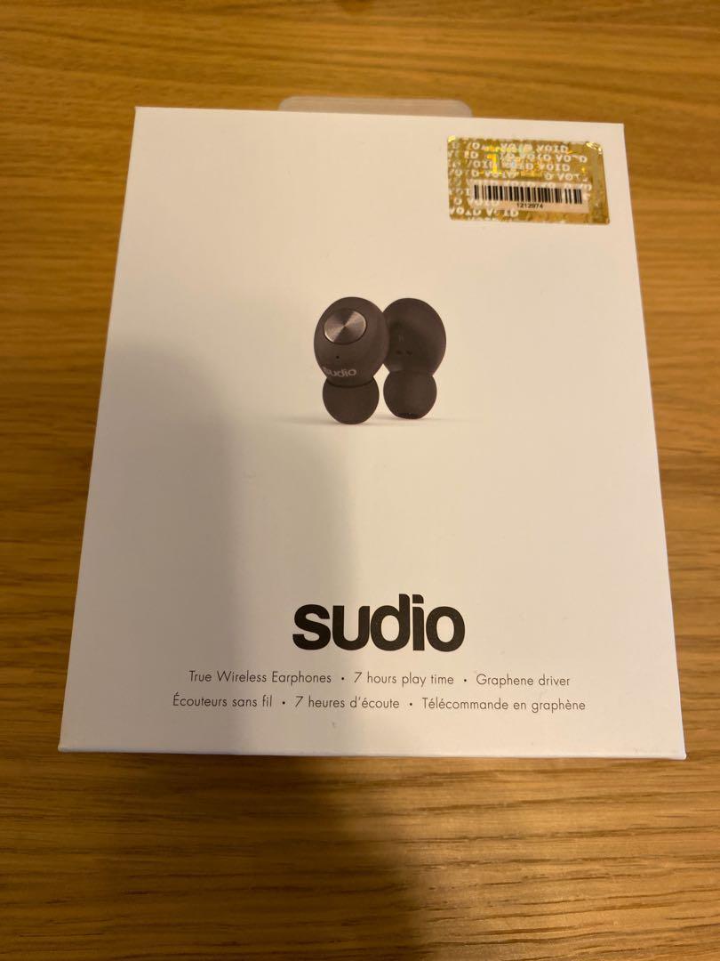 Sudio Tolv wireless earphones 藍芽耳筒