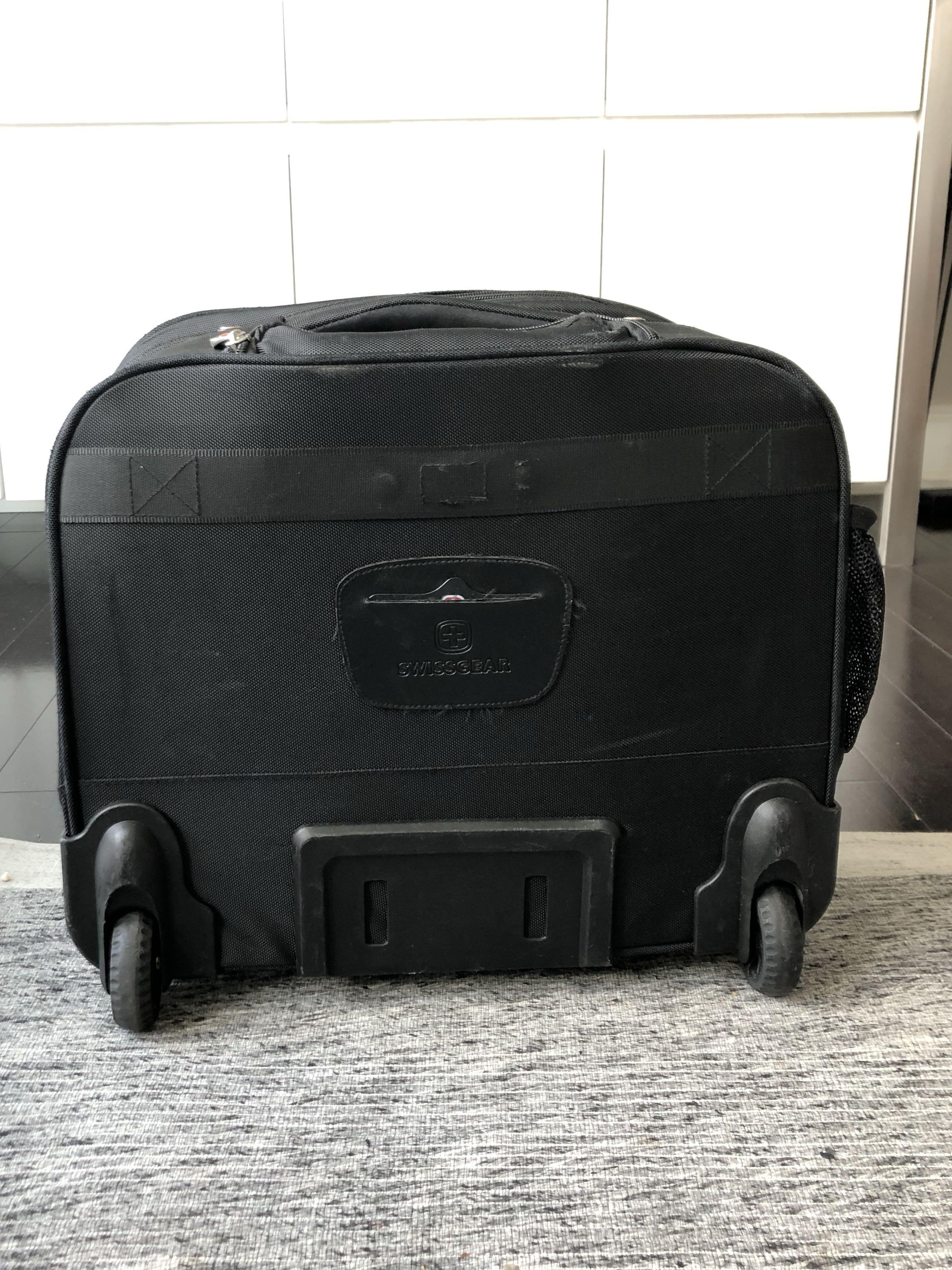Swiss Army Carry On Luggage