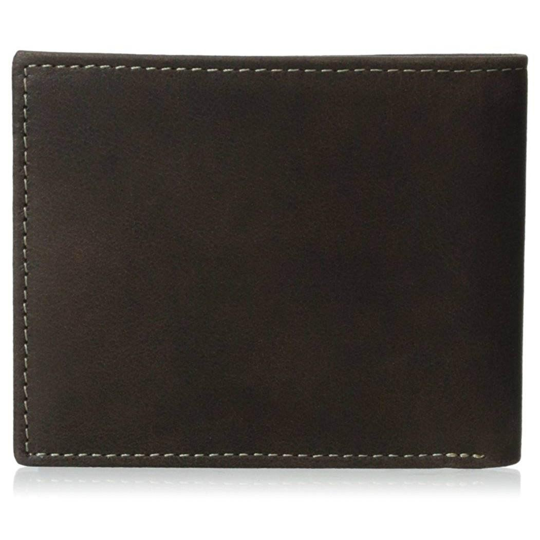 Timberland Leather Passcase Wallet 男士真皮銀包 附送禮盒 全新現貨正品