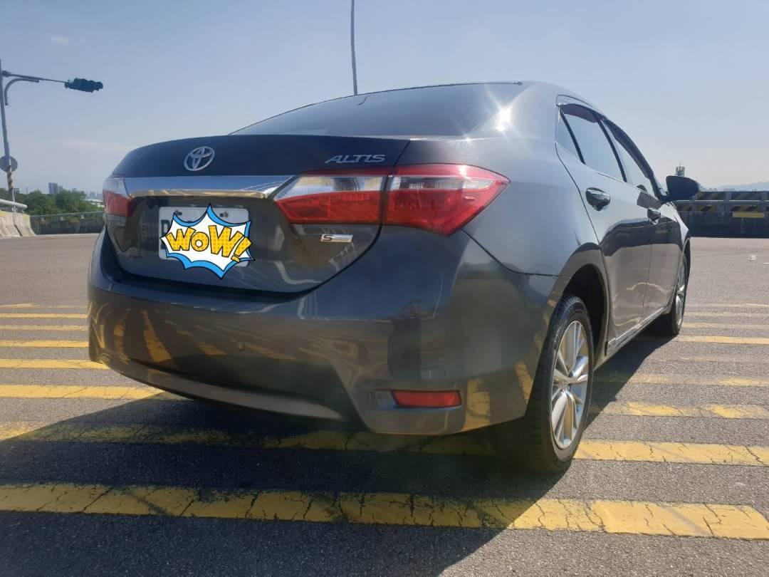廠牌型號:Toyota altis 恆溫 i key摸門