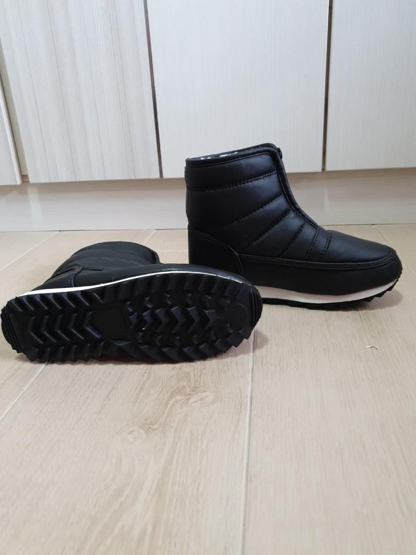 Women and Kids Winter Snow Boots Size 37