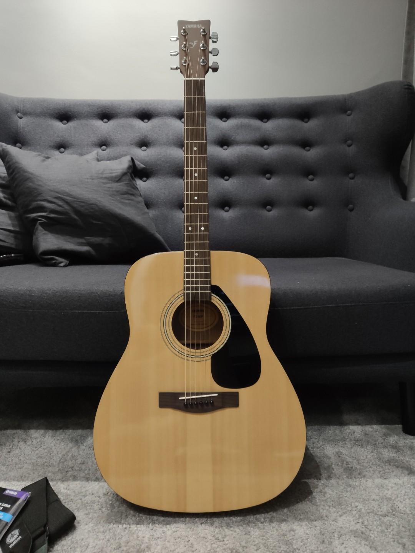 Yamaha Folk Guitar Model F310P - Steel String Acoustic Guitar