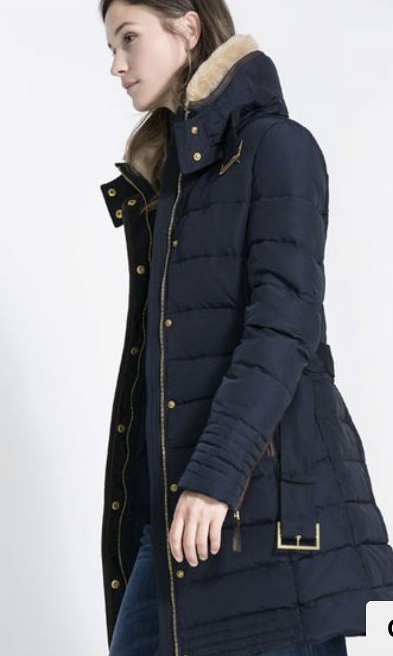 Zara Coat For Winter