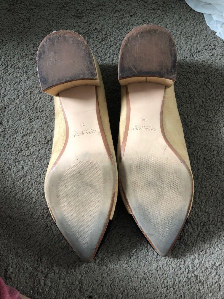 Zara heels size 37