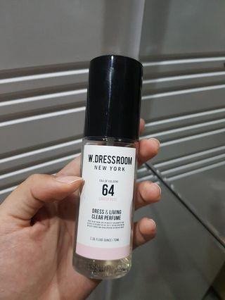 W.Dressroom Dress & Living Clear Perfume No. 64 Lovely Rose