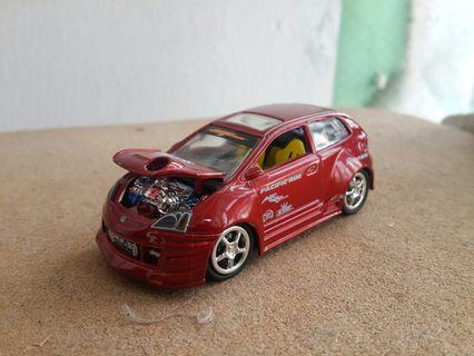 Diecast civic ep 3 type R