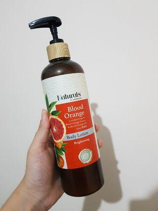 Naturals by Watsons Blood Orange Body Lotion