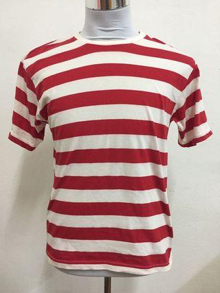 Vintage stripes tshirt