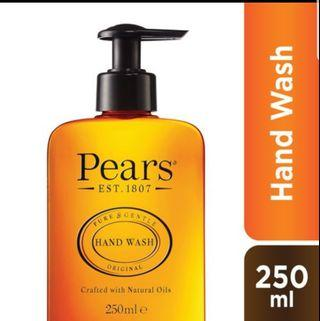 Hand Wash Pears 250ml