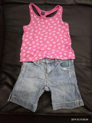 Cln jeans 7/8 free kaos pink